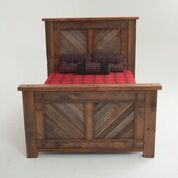 Heritage Soda Springs Bed Item - 18481 King and Queen Sizes Available Queen Size, King Size, Soda Springs, Wood Creations, Green Gables, Queen Beds, Hope Chest, Bedroom Furniture, Storage Chest