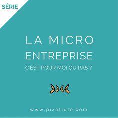 La micro-entreprise _ c'est pour mon projet ou pas ? - Pixellule