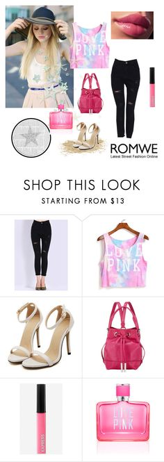 """""""Romwe 10."""" by amra-866 ❤ liked on Polyvore featuring Opening Ceremony, Express, Victoria's Secret PINK and romwe"""