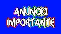 ANUNCIO IMPORTANTE | JOSEDIBRUNO