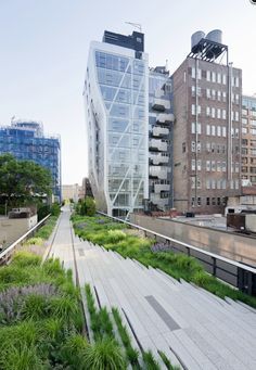 High Line Park, New york NY