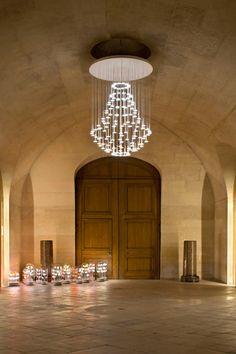 I.RAIN Montgolfiere de Buschfeld Design   Luminaires suspendus