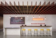 STG Design has developed the new Wilsonart headquarters offices in Temple, Texas. Wilsonart approached STG Design to provide architecture and interior Corporate Office Design, Corporate Interiors, Office Interiors, Corporate Offices, Contemporary Interior Design, Office Interior Design, Commercial Design, Commercial Interiors, Cool Office