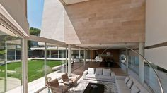 Mexico City Residence by Migdal Arquitectos