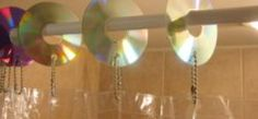repurpose old cd's