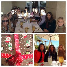 The team at Hayes Martin had a great holiday celebration at the Balboa Bay Club!!