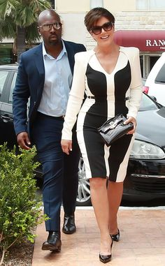 Kris Jenner & Corey Gamble from The Big Picture: Today's Hot Pics  The dynamic duo is spotted in San Diego celebrating Mary Jo Shannon's birthday.