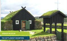 Musée Arbaer - Reykjavik