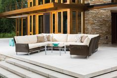 Outdoor Furniture Trends for 2015 >> http://www.hgtvgardens.com/design/18-outdoor-furniture-trends-for-2015?soc=pinterest&s=5