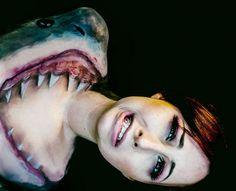 Makeup Artist Turns Herself Into Creepy Monsters That'll Give You Nightmares