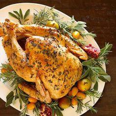Traditional Roast Turkey Recipe