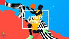 Sports Series x Rio 2016 on Behance
