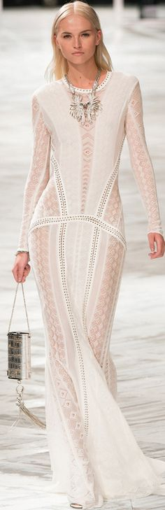 Roberto Cavalli S/S 2014. For more follow www.pinterest.com/ninayay and stay positively #pinspired #pinspire @ninayay