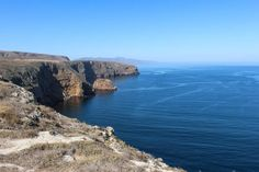 Day Trip to Channel Islands National Park: Santa Cruz Island   Getaway Compass Santa Cruz Island, Channel Islands National Park, The Perfect Getaway, Day Trip, Compass, Office Desk, National Parks, Water, Outdoor