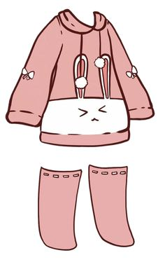 gachalife gacha outfit gachalifeoutfit Sticker by angie Manga Clothes, Drawing Anime Clothes, Anime Girl Drawings, Kawaii Clothes, How To Draw Clothes, Outfit Drawings, Fashion Design Drawings, Fashion Sketches, Club Outfits