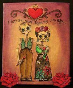 Down to my bones.. I love you.. pr..