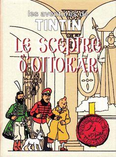 Les Aventures de Tintin - Album Imaginaire - Le Sceptre d'Ottokar