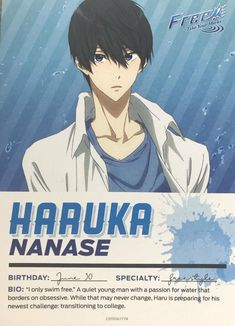 Haru Take Your Marks