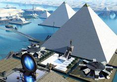 Josepha Soiza 'Stargate At Giza'