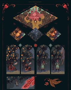 Here's a little comic version of the beginning of the Firebird fairytale - looking at Russian lacquer boxes and cathedral architecture for inspiration. Money Making Machine, Cathedral Architecture, Fairytale Art, Visual Development, Firebird, The Magicians, Happy Holidays, Fairy Tales, Character Design