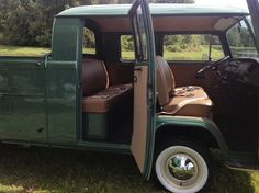 1970 VW Double Cab Pick Up Truck