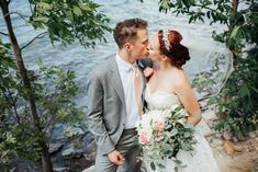 Destination Wedding: Serenity Cottage, Georgian Bay, ON (August 2019)• Natural Wedding Photos by Saidia Photography (www.saidia.ca) #ottawaweddingphotographer Lake Huron, Summer Weddings, New Perspective, Georgian, Serenity, Destination Wedding, Wedding Photos, Cottage, Romantic
