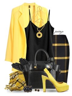 """""""She's Mad About Plaid"""" by rockreborn ❤ liked on Polyvore"""
