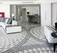 SICIS for PRIVATE HOUSE - MIAMI •  #SICIS #Mosaic #Tile #Art