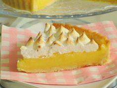 Varomeando: Tarta de limón y merengue