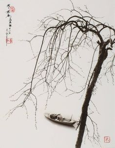 Don Hong-Oai 1984 Napping Guangdong Chinese Painting, Chinese Art, Chinese Style, Artistic Photography, Art Photography, Art Chinois, Living In San Francisco, Excursion, Western Art