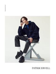 Patrik Ervell Spring/Summer 2017 Campaign - Fucking Young!