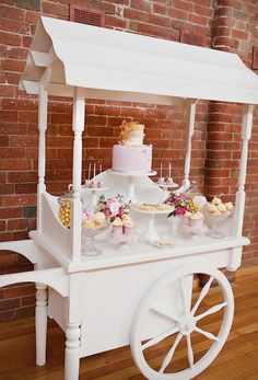 Pink Butterfly Birthday Garden Party Love the idea of using a wagon for a dessert table convert the bev. cart we have in the LR into thisLove the idea of using a wagon for a dessert table convert the bev. cart we have in the LR into this Candy Table, Candy Buffet, Dessert Table, Butterfly Birthday Party, 1st Birthday Parties, Garden Birthday, Wedding Candy, Wedding Desserts, Party Desserts
