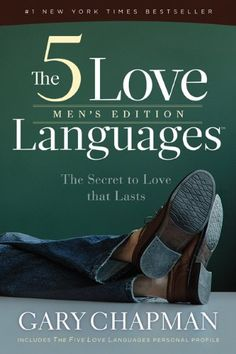 The 5 love languages: men's edition  The secret to love that lasts  #stellasingles