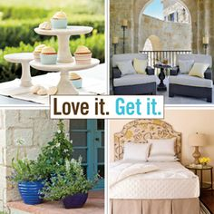 Get the Southern Living Look! | Introducing products from our home and plant collections! | SouthernLiving.com
