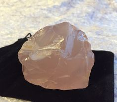 Beautiful Natural Rose Quartz with Eternal Love Starlight Essence by StarStoneCrystals on Etsy