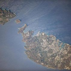 Eye in the sky: Nasa's latest pic of Malta, Gozo and Comino as viewed from the International Space Station