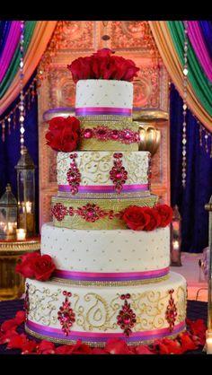 By: Fine Cakes By Zehra  Facebook link: https://www.facebook.com/FineCakesByZehra