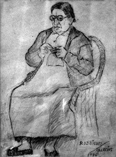 Antonio Rodríguez Palacios: Autorretratos y retratos