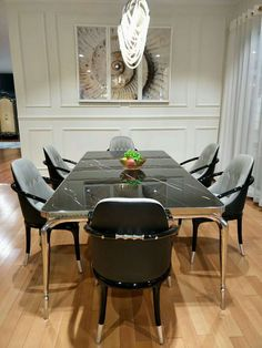 Custom Made Dining Chairs  Dining Chair  Pinterest  Custom Endearing Custom Made Dining Room Tables Inspiration