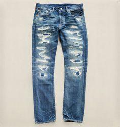 fc76211fc6f303 Ripped Skinny Jeans, Menswear, Denim, Mens Fashion, Clothes For Women, My