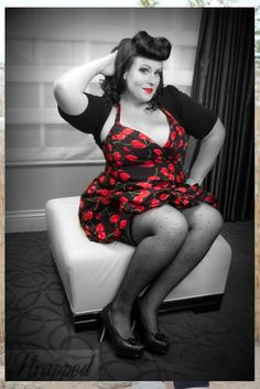 Big Belles Women!: Pin up!