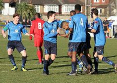 Wingate & Finchley earn valuable victory over Harrow Borough with 10 men