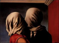 Magritte - Os Amantes