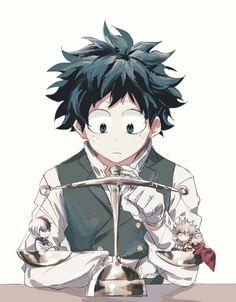 Boku no Hero Academia || Midoriya Izuku, Todoroki Shouto, Katsuki Bakugou, My hero academia #mha