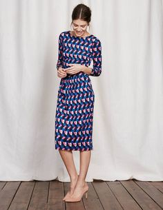 This dress is a sophisticated all-rounder that's equally perfect for work days and date nights (or both if your schedule looks anything like ours). The wide ruched waistband pulls you in for a slinky look, and the hidden pockets are perfect for stashing little essentials (think lip balm and tissues).