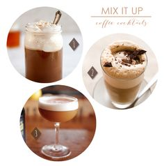 Coffee Cocktails   The Sweetest Occasion