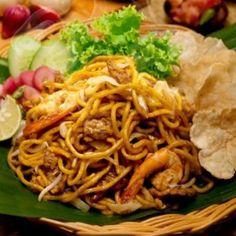 Resep Mie Basah Aceh