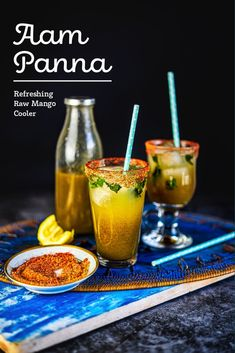 Mango Recipes, Summer Recipes, Great Recipes, Favorite Recipes, Winter Recipes, Enchiladas, Aam Panna Recipe, Indian Food Recipes, Vegetarian Recipes