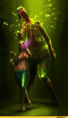 See more 'Left 4 Dead' images on Know Your Meme! Left 4 Dead, Zombie Life, Dead Zombie, Video Game Art, Video Games, Zombies, Evil Dead, Dead Images, Apocalypse Art