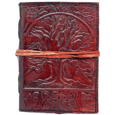 Tree of Life Leather Journal - 060-2232 by Medieval Collectibles
